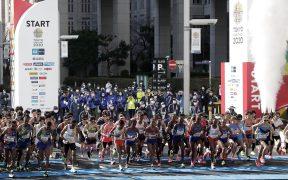 El Maratón de Tokio volverá hasta 2022. (Foto: EFE).