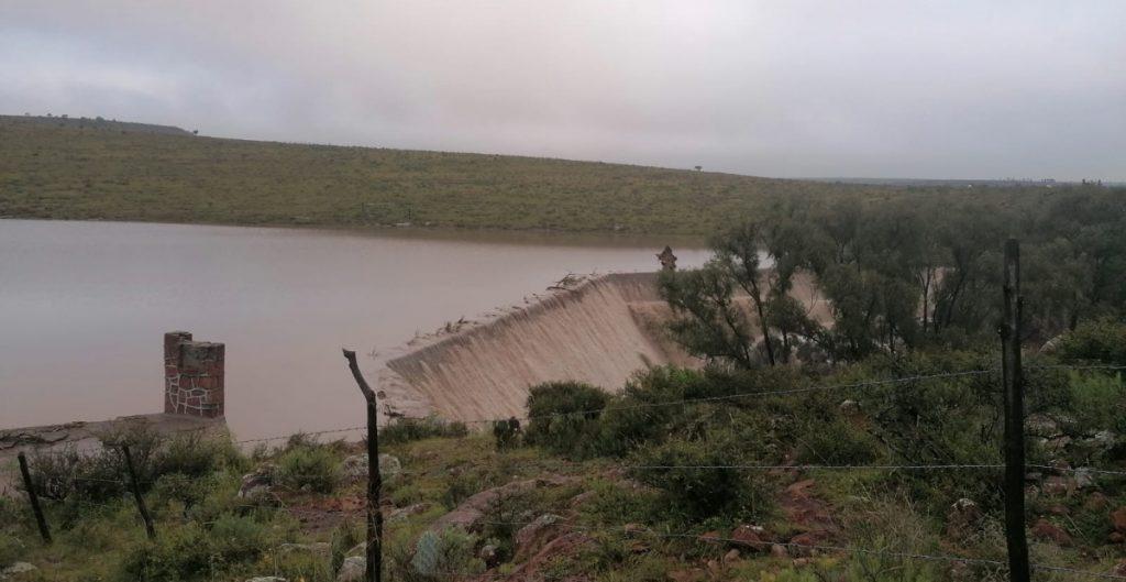 """Descartan inundaciones en Zacatecas por desbordamiento de presas """"Infiernillo"""" y """"La Concha"""""""
