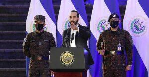"""Presidente de El Salvador acusa a opositores de cometer """"terrorismo"""" en Estados Unidos"""
