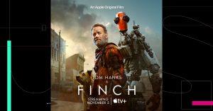 Lanzan el primer tráiler de 'Finch', la nueva película de ciencia ficción de Tom Hanks
