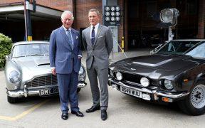 La realeza británica asistirá al estreno mundial de James Bond