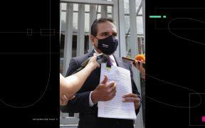Gobernador de Michoacán denuncia a AMLO ante CNDH por discriminación y violación de derechos humanos