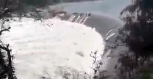 Protección Civil urge a evacuación en municipio de SLP por desfogue de presa Zimapán