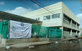 IMSS confirma que no tuvo comunicación con su hospital de Tula