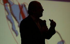 """""""Es cosa de los ciudadanos, no vamos a auspiciar ninguna denuncia en contra de expresidentes"""", dice AMLO sobre querella en La Haya contra Calderón"""