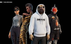 Balenciaga y 'Fortnite' se unen para lanzar línea de ropa especial para gamers