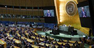 EU y China rebajan el tono de su choque en la Asamblea General de la ONU