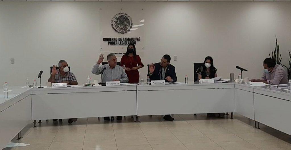 Congreso de Tamaulipas avala en comisión que el fiscal de Cabeza de Vaca no sea removido de su cargo y autorizan su reelección