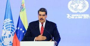 Nicolás Maduro exige en la ONU que se levanten las sanciones contra Venezuela