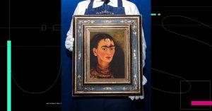 Autorretrato de Frida Kahlo podría ser subastado en más de 30 mdd