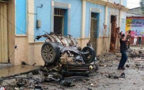 Disidencias de FARC se atribuyen ataque con carro bomba en Colombia; el objetivo eran asesores militares de EU