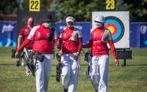Las mexicanas cayeron en la final ante Corea del Sur. (Foto: World Archery).