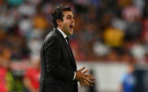 Leaño confía en que Chivas ganará el Clásico. (Foto: Mexsport).