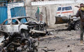 Coche bomba estalla fuera del Palacio Presidencial de Somalia; yihadistas se adjudican atentado