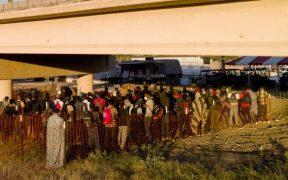 EU reabre este sábado el paso fronterizo de Del Río, Texas, donde estaba campamento de migrantes haitianos