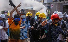 Junta militar birmana corta la señal de internet en las zonas más conflictivas del país