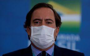 Un cuarto integrante de la comitiva brasileña en la ONU da positivo por Covid