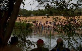 Cardenal hondureño crítica maltrato a migrantes haitianos en frontera de EU y México