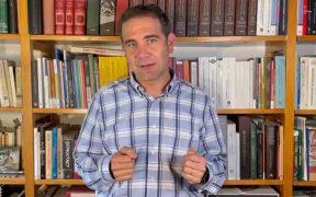 """Lorenzo Córdova dice que """"no hay mala fe"""" en la redistritación que pega a la CDMX"""