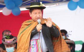Primer ministro de Perú amenaza con nacionalizar yacimiento de gas de Camisea