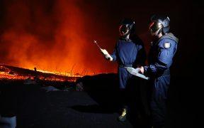 Lava de volcán en La Palma avanza hacia el Océano Atlántico