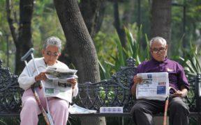 Inegi revela que 20% de las personas adultas mayores en México no están afiliadas a servicios de salud