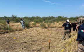 Hallan centro de exterminio en la carretera de Monterrey a Nuevo Laredo