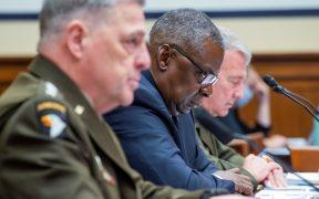 Acuerdo de EU con el Talibán en 2020 propició la crisis en Afganistán: Pentágono