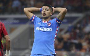 Suárez lamenta la actualidad del Barcelona, al que enfrentará el domingo con el Atlético de Madrid. (Foto: Reuters).
