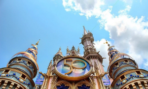 Disney World celebra su 50 aniversario con anuncios de nuevas atracciones