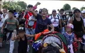 INM rechaza recibir miles de amparos de migrantes en Chiapas