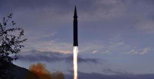 Corea del Norte lanza nuevo misil antiaéreo en reciente prueba de armas