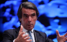 """Morenistas comparan al expresidente español Aznar con los """"asnos"""" tras su burla"""