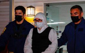SRE confirma extradición temporal del exguerrillero Raúl Escobar a Chile