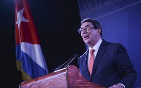 EU ha obstaculizado la vacunación en Cuba al bloquear insumos, dice Canciller cubano