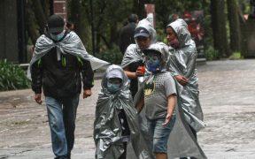 Conagua prevé lluvias muy fuertes en siete estados del país