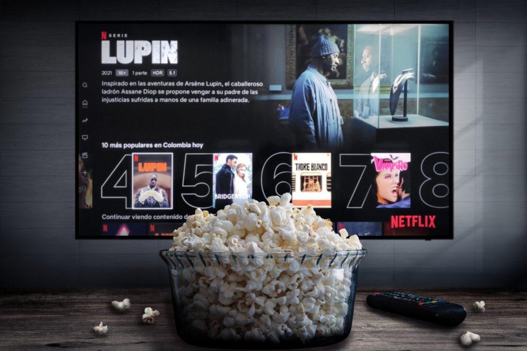 Mira los estrenos de Netflix para octubre