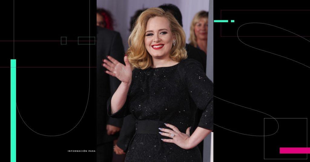 Con un '30' en diferentes partes del mundo Adele hace un guiño sobre su regreso