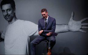 Gasol ofreció una conferencia para confirmar su retiro. (Foto: Reuters).