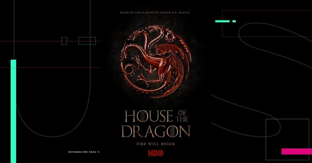 Lanzan el primer tráiler de la precuela de 'Game of Thrones'; 'House of the Dragon'