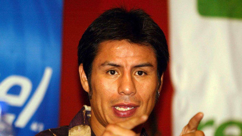 El 'Mago', en su época de boxeador. (Foto: Mexsport).