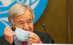 """ONU critica el """"nacionalismo de las vacunas"""" contra Covid-19 y su """"acaparamiento"""""""