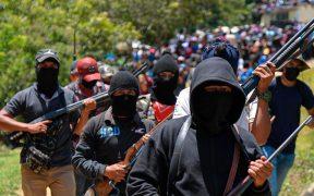 Surge otro grupo de autodefensas en Chiapas para defender derechos de tzeltales y tojolabales