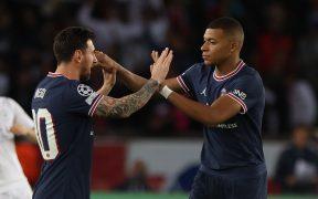 Messi confirmó que tiene buena relación con Mbappé. (Foto: Reuters).