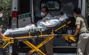 México suma 3 millones 720 mil 545 contagios de Covid; en las últimas 24 horas se registraron 348 muertes