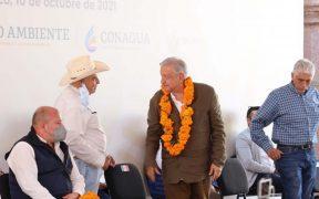 """Operación de presa """"El Zapotillo"""" no inundará poblados, afirma Conagua; Alfaro acusa al gobierno federal de retrasar decisión"""
