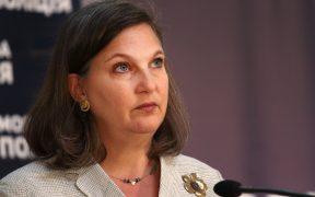 Subsecretaria de EU llega a Moscú para buscar ''relaciones estables'' entre ambas naciones