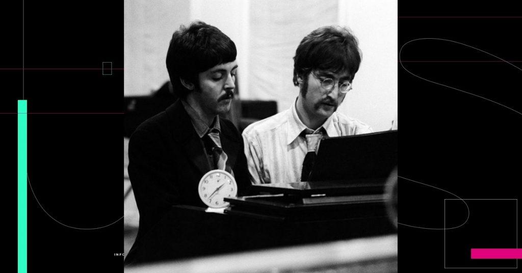 Lennon fue el responsable de la separación de The Beatles, asegura McCartney