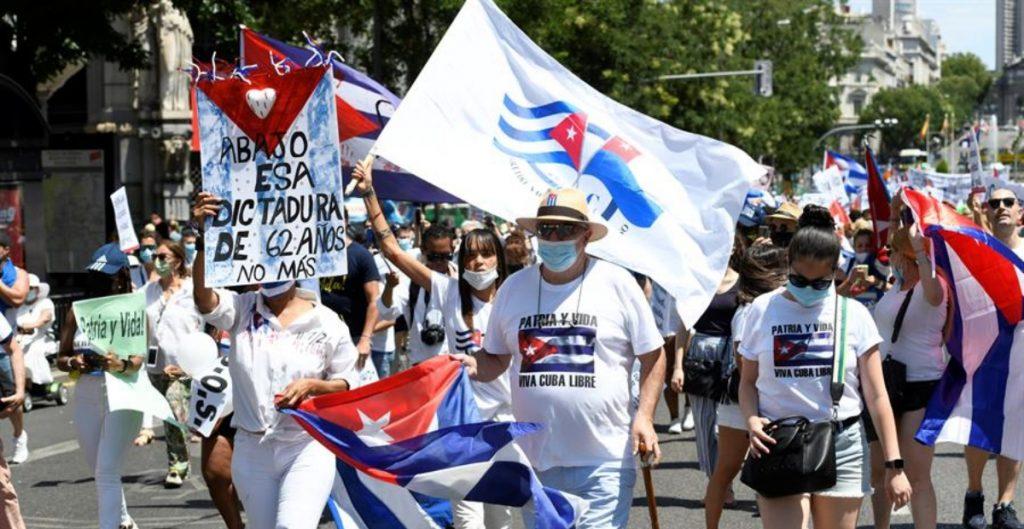 Gobierno cubano niega permiso de marchar a opositores que organizaban protesta para el 20 de noviembre