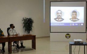 """Detienen al """"M1"""", líder del Cártel Santa Rosa de Lima que genera violencia en Guanajuato"""